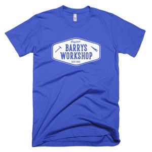 Barry's Workshop Logo Premium Tee
